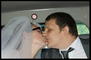 2012-07-16. Den kyrkliga ceremonin mellan mig och maken.