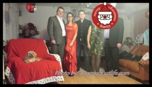 Det obligatoriska julkortet :)