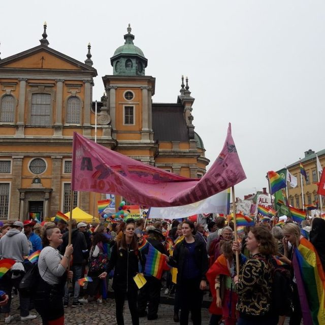 Kalmarsund Pride 2017.